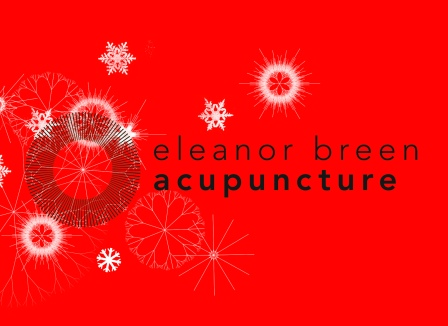 Acupuncture christmas gift voucher