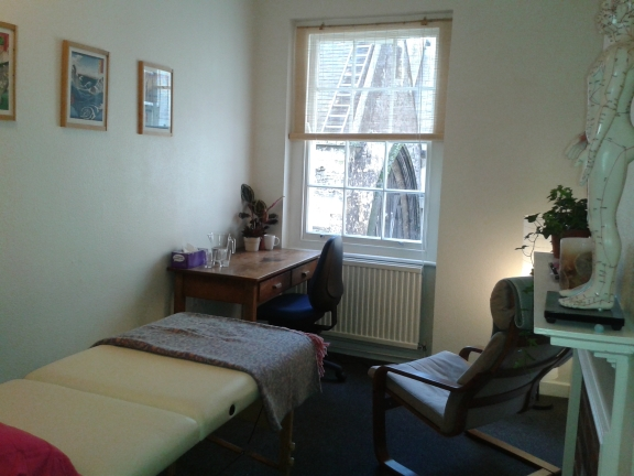 Eleanor Breen Acupuncture at Breathe Bristol